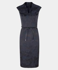 Abendkleid Blau 7