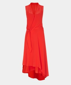 Abendkleid Rot 5