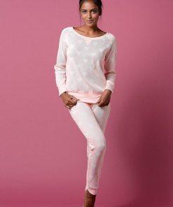 Vivance Dreams Pyjama, mit Alloverprint 817541