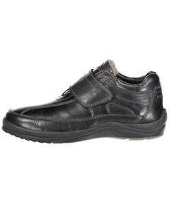 Ulla Popken Herren-Stiefelette, ara Shoes, Lammfellfutter - Große Größen 718466