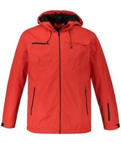 Ulla Popken Ski-Jacke, wasser-, winddicht, atmungsaktiv - Große Größen 719969
