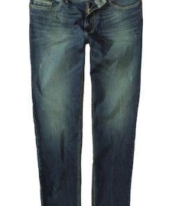 Ulla Popken Jeans, Bauch-Fit, Tapered Loose Fit - Große Größen 723402