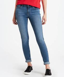 710™ Innovation Super Skinny Jeans - Mittlere Waschung / Word