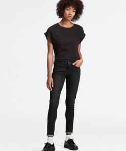 711™ Skinny Jeans - Schwarz / Black