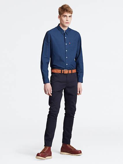 512™ Slim Taper Fit Trousers - Blau / Nightwatch Blue