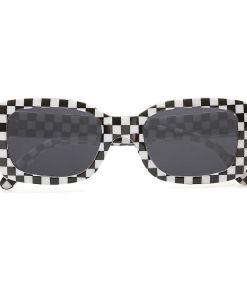 VANS Keech Sonnenbrille (black-white Checkerboard) Herren Checkerboard, One Size