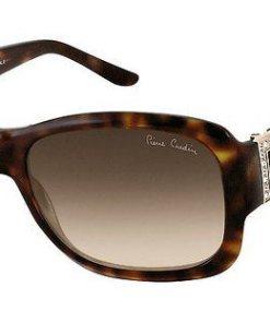 Pierre Cardin Damen Sonnenbrille »P.C. 8355/S« braun