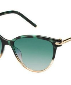 MARC JACOBS Damen Sonnenbrille »MARC 47/S« grün
