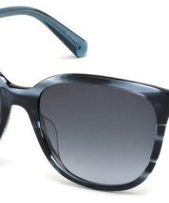 Swarovski Damen Sonnenbrille »SK0146-H« blau