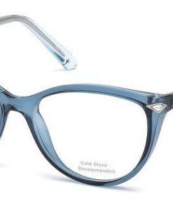 Swarovski Damen Brille »SK5245« blau