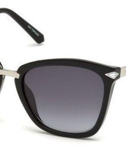 Swarovski Damen Sonnenbrille »SK0152« schwarz