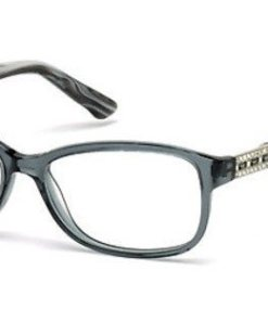 Swarovski Damen Brille »SK5155« grau
