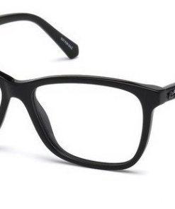 Swarovski Damen Brille »SK5265« schwarz