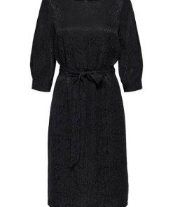 SELECTED FEMME Klassisches Kleid schwarz