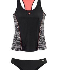 KangaROOS Tankini im modernen Sportswear-Look