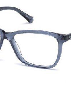 Swarovski Damen Brille »SK5265« blau