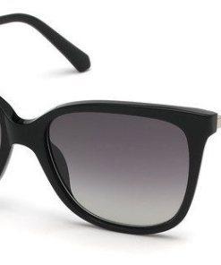 Swarovski Damen Sonnenbrille »SK0189« schwarz