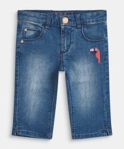 Esprit Superstretch-Jeans blau