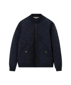 Lexington Steppjacke »Greta Quilted Jacket« blau