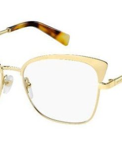 MARC JACOBS Damen Brille »MARC 402« goldfarben