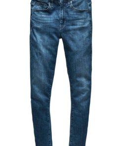G-Star RAW Skinny-fit-Jeans »3301 High Skinny« mit Stretch blau