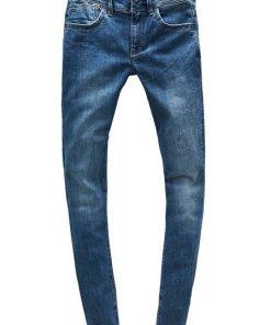 G-Star RAW Skinny-fit-Jeans »Lynn Mid Super Skinny« mit Stretchanteil blau