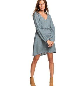Roxy Sommerkleid »Heatin Up« blau