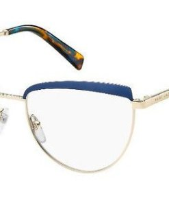MARC JACOBS Damen Brille »MARC 401« blau
