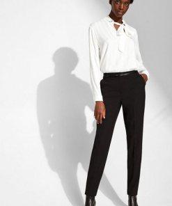Esprit Collection PURE BUSINESS Mix + Match Stretch-Pants schwarz