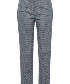 Esprit Collection Anzughose in karierter Optik