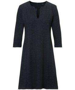 Marc O'Polo A-Linien-Kleid schwarz