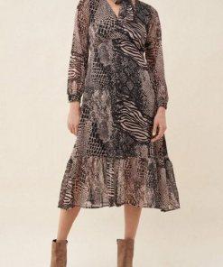 Salsa Kleid »Loveland« schwarz