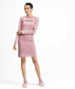 PUMA Sweatkleid »Classics Damen Kleid«