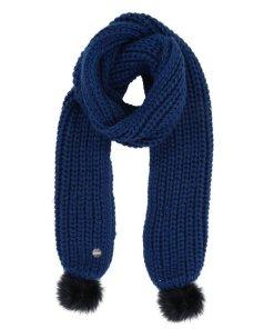 Regatta Strickschal »Great Outdoors Damen Schal Lovella mit Bommel« blau