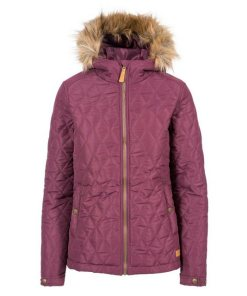 Trespass Steppjacke »Damen Genevieve« rot