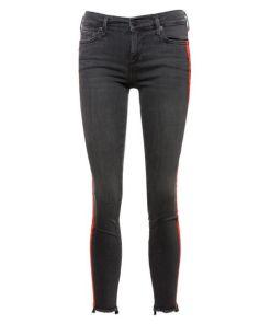 True Religion Jeans Halle Red Stripe