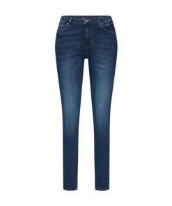 TOM TAILOR DENIM Jeans 'janna' blue denim