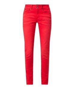Jeans in schmaler Passform mit Stretch-Anteil Modell 'Tummyless
