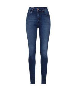 Kings Of Indigo Jeans 'CHRISTINA' blue denim