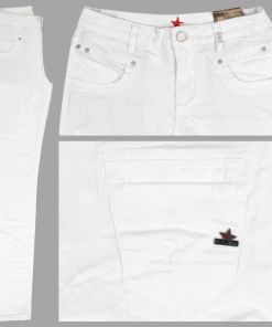 Buena Vista Jeans Anna C Stretch Twill white