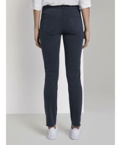 TOM TAILOR Chinohose Alexa Slim Jeans in Farbwaschung