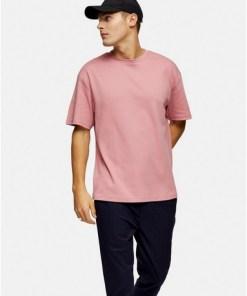 Oversize T-Shirt, pink, PINK