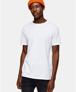 Only & Sons T-Shirt, weiß, WEIß