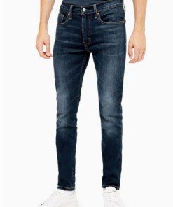 NAVY BLAULEVI'S 519 High Ball Jeans, navyblau, NAVY BLAU