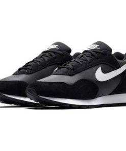 NIKE Sneaker ' Outburst ' weiß / schwarz
