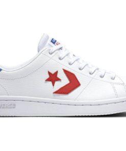 CONVERSE Sneaker 'All Court' rot / weiß / blau