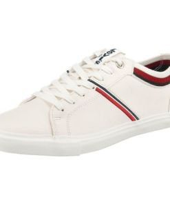 LEVI'S Woods W College Sneakers Low weiß