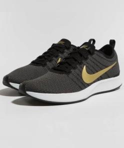 Nike Frauen Sneaker Dualtone Racer Se in schwarz