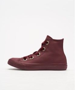 Converse Frauen Sneaker Chuck Taylor All Star Big Eyelets Hi in violet