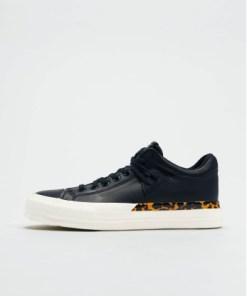 Converse Frauen Sneaker Chuck Taylor All Star Becca Ox in schwarz